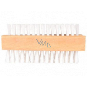 Athena Beauté Hand brush wooden double-sided 9 cm