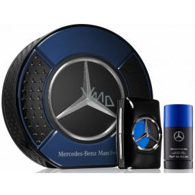 Mercedes-Benz Man Intense eau de toilette for men 50 ml + deostick 75 ml, gift set