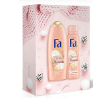 Fa Divine Moment shower gel 250 ml + deodorant spray 150 ml, cosmetic set