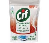 Cif All in 1 Regular dishwasher tablets 46 pieces