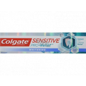 Colgate Sensitive Pro Relief Whitening toothpaste with a whitening effect of 75 ml
