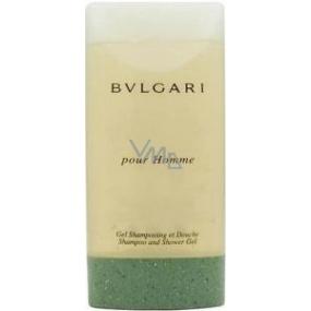 Bvlgari pour Homme shower gel 200 ml