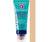 Dermacol Acnecover make-up & Corrector make-up a korektor 03 odstín 30 ml + 3 g