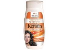 b3aa4d6cab41 ... Bione Cosmetics Keratin   Panthenol regenerační kondicionér 250 ml