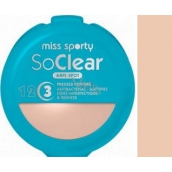 Miss Sports So Clear Anti-Spot Powder For Problematic Skin 001 Transparent 9.4 g