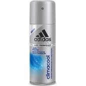 Adidas Climacool 48h antiperspirant deodorant spray for men 150 ml