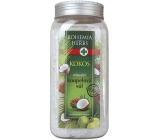 Bohemia Gifts Coconut bath salt with coconut oil 900 g