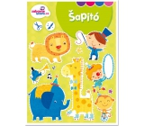 Cut-outs - Coloring Book Sapito