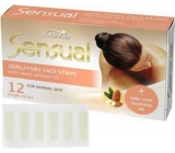 Joanna Sensual depilates face face 12pcs Almond 3936