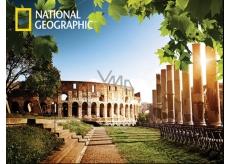 Prime3D Poster - Ancient Rome - Colosseum 39.5 x 29.5 cm