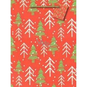 Nekupto Gift paper bag 32.5 x 26 x 13 cm Christmas 1475 30 WBL
