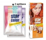 Marion Star Color Smooth Hair.Hair 2x35ml Orange 1607