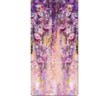 Albi Magnetic bookmark Floral wallpaper 8.7 x 4.4 cm