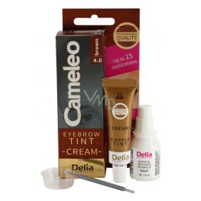 Delia Coloring Eyebrow Cream - Brown 1947/5930