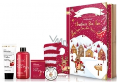 Baylis & Harding Beauticology Rudolf's adventure bath foam 300 ml + body lotion 130 ml + toilet soap 150 g + body butter 100 ml + socks 1 pair + door tag, cosmetic set