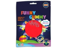 Johntoy Rubber bouncing foam Airfoam red 50 g