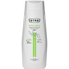 Str8 Hydra Boost 3in1 men's shower gel 400 ml