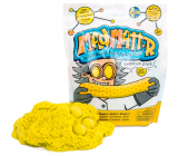 Mad Mattr Kinetic sand modeling Yellow 283 g