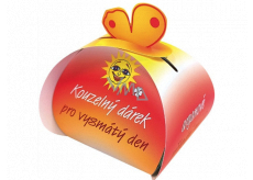 A magical gift Argan natural soap made from vegetable oils for a laughing day 50 g