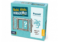 Albi Babi, Grandpa, we play Memory Knowledge game recommended age 8+