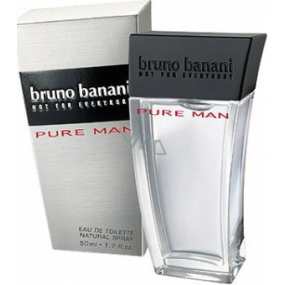 Bruno Banani Pure EdT 50 ml men's eau de toilette