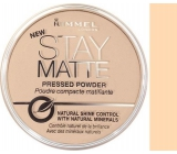 Rimmel London Stay Matte Powder 004 Sandstorm 14 g