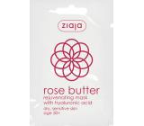 Ziaja Flower Rose Facial Mask For All Skin 7 ml