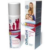 Diffusil H Prevental preventive lice repellent spray 150 ml
