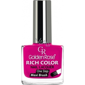 Golden Rose Rich Color Nail Lacquer nail polish 012 10.5 ml