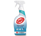 Savo For chlorine-free limescale disinfectant spray 700 ml