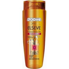 Loreal Paris Elseve Extraordinary Oil vyživující šampon na suché vlasy 700 ml