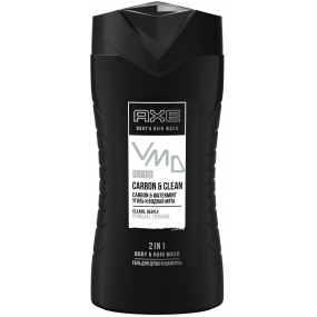 Axe Urban Carbon & Clean 2in1 sprchový gel na tělo i vlasy pro muže 250 ml