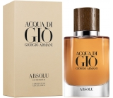 Giorgio Armani Acqua di Gio Absolu perfumed water for men 125 ml