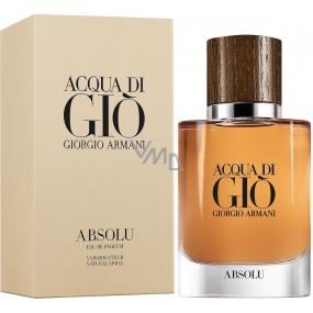 Giorgio Armani Acqua di Gio Absolu EdT 125 ml men's eau de toilette