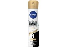 Nivea deo spr.AP Black + White Invis.Silky Smooth 150ml 2072