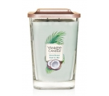 Yankee Candle Shore Breeze - Sea Breeze soy scented candle Elevation large glass 2 wicks 553 g
