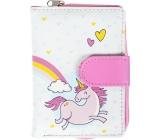 Albi Original Design wallet Unicorn 9 x 13 cm