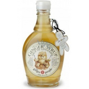Ginger People Bio Ginger syrup, high ginger (30%) 237 ml
