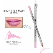 Revers Contour & Matt Lip Pencil 04 Pink Glam 2 g