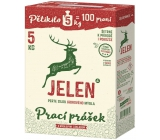 Deer soap washing powder 5 kg box