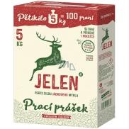 Deer soap washing powder 5 kg box