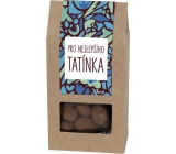 Albi Almonds in chocolate with cinnamon For the best dad 80 g