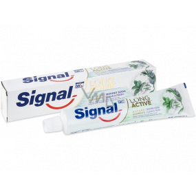 Signal Long Active Nature Elements Baking Soda toothpaste with baking soda 75 ml