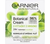Garnier Skin Naturals Botanical Cream with Grape Extracts 24h Moisturizing Day Cream Normal & Mixed Skin 50 ml