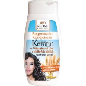 Bione Cosmetics Keratin & Cereal Sprouts Regenerating Conditioner 260 ml