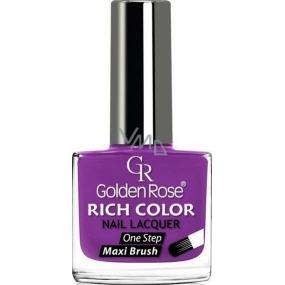 Golden Rose Rich Color Nail Lacquer nail polish 026 10.5 ml