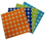 Clanax Universal cloth viscose non-woven Pattern 35 x 35 cm, 125g 1 piece