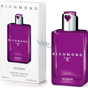 John Richmond Richmond X Woman toaletní voda 40 ml