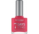 Deborah Milano 7 Days Long Nail Enamel Nail Polish 833 11 ml