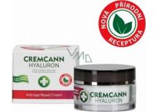 Annabis Cremcann Hyaluron přírodní hydratační pleťový krém 15 ml